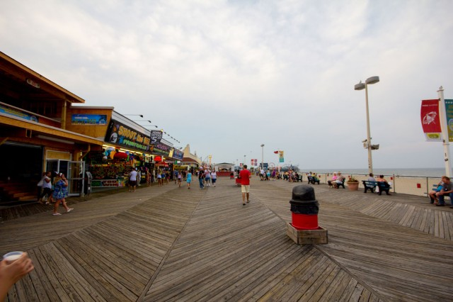 Jersey Boardwalk