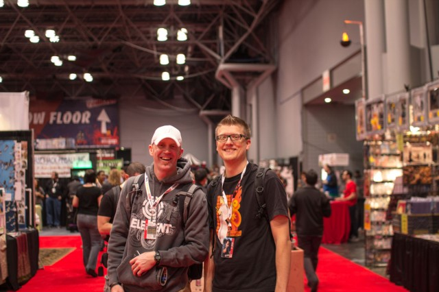 NYCC 2012
